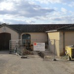 Travaux Mons chais